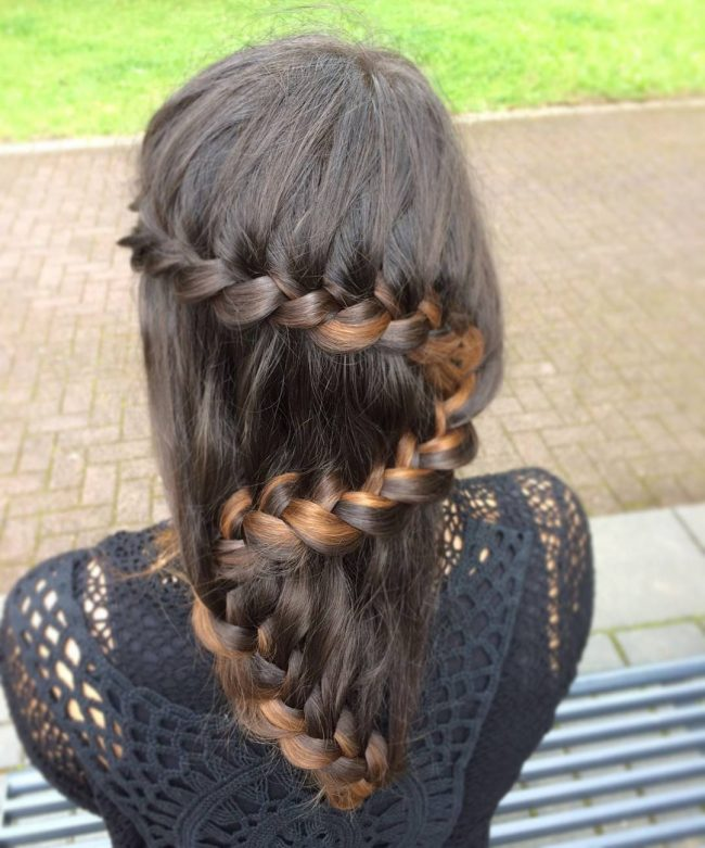 Beautiful Snake Braid