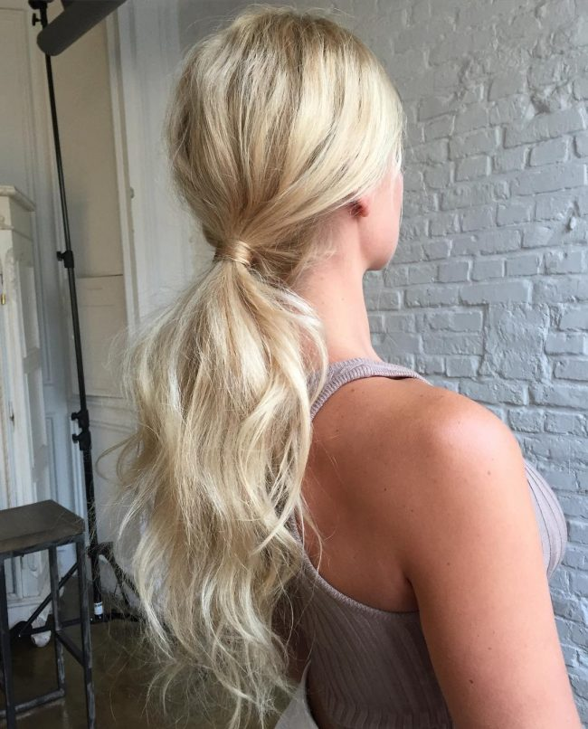 Chic and Low Blondie Pony