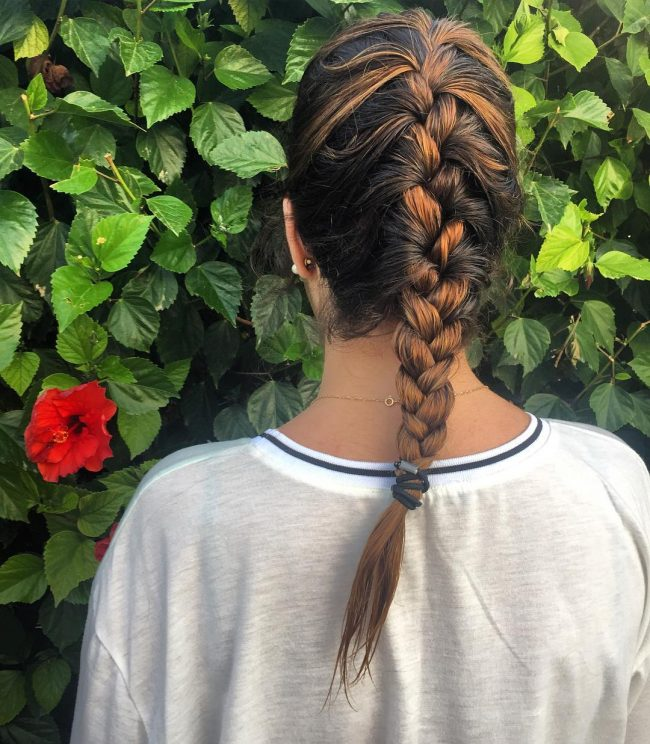 Outstanding 70 Beautifull French Braid Hairstyles Elegance As It Is Short Hairstyles For Black Women Fulllsitofus