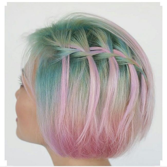 Colored Roots