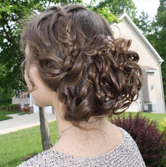Cool Short Prom Hair