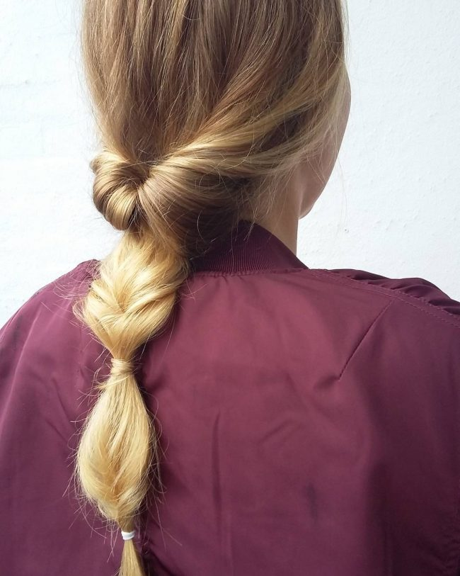 Creative Knots with a Pigtail