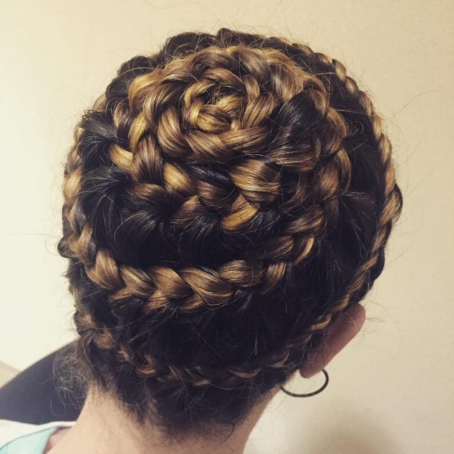 Crop Circle Braid