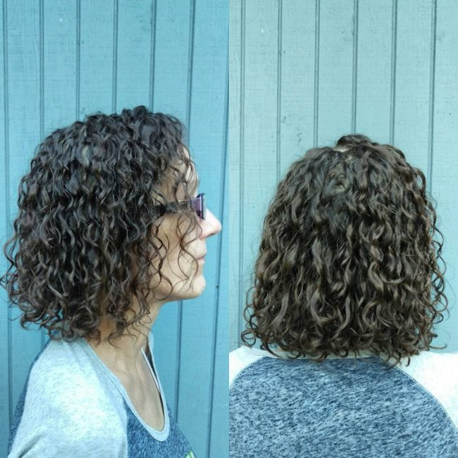 50 Cool Spiral Perm Hairstyles — Perfect Ringlets