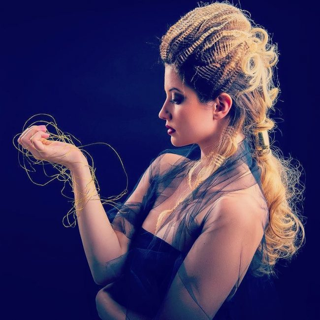 Extraordinary Updo