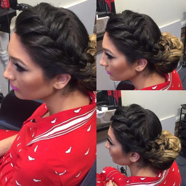 Fancy Side Braid