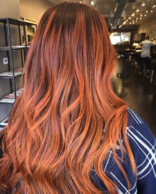 Fun Copper and Ginger Blend
