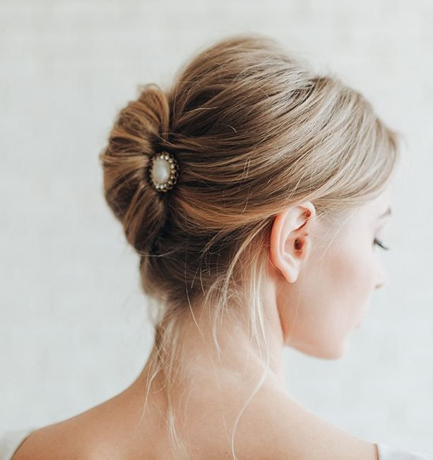 Gentle Bridal Hair