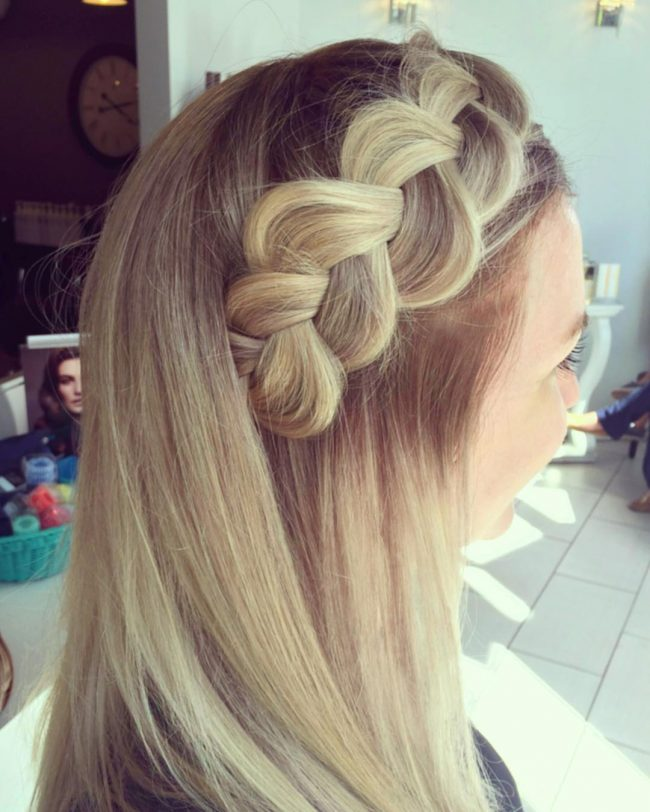 Hide-Away Braid