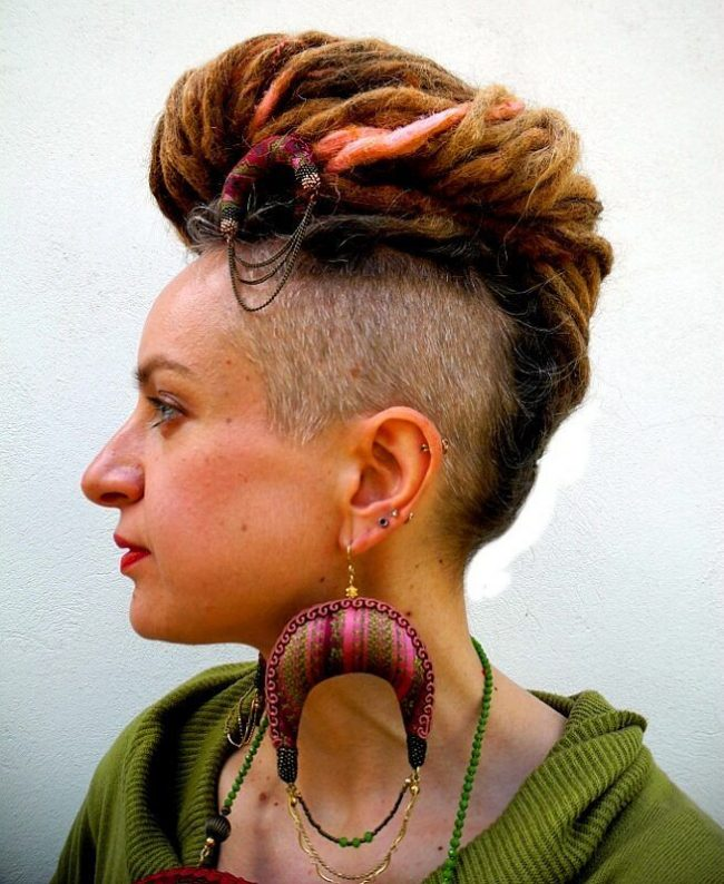 New Age Hairstyle