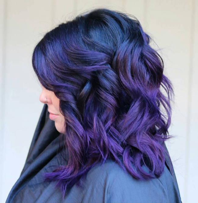 Passion Purple Lob