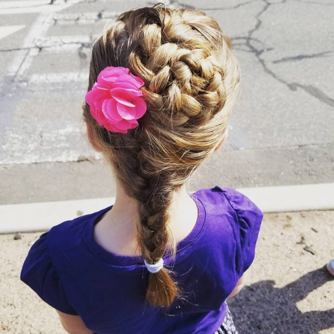 Perfect Rose Braid