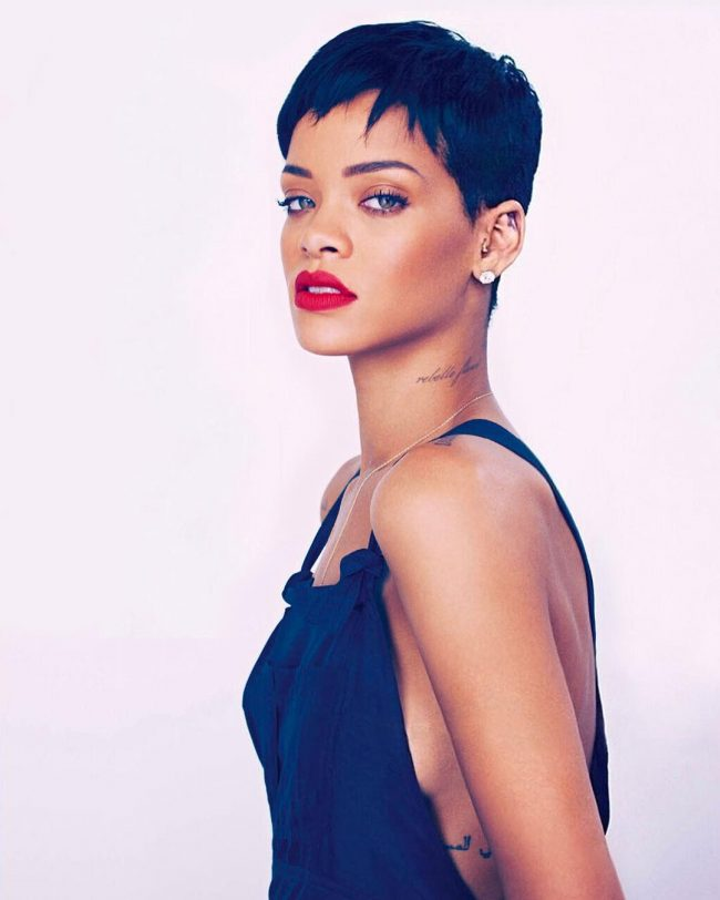 25 Best Rihanna Short Hair Styles Fashion Icon To Follow