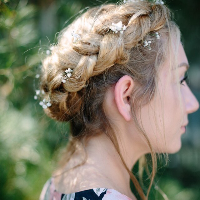 Pretty Braid Crown