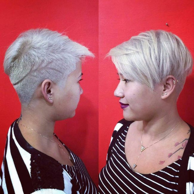 Short Artistic Cut
