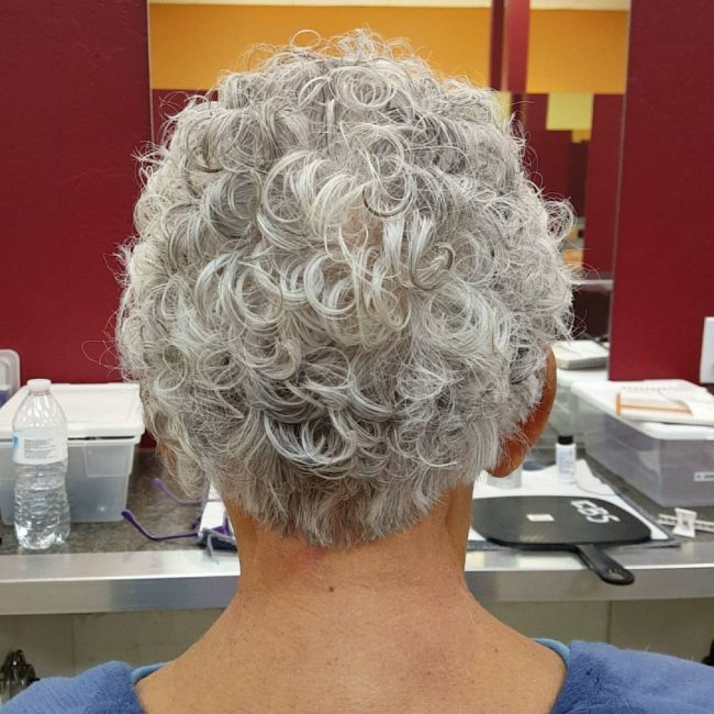 Silver Gray Roots