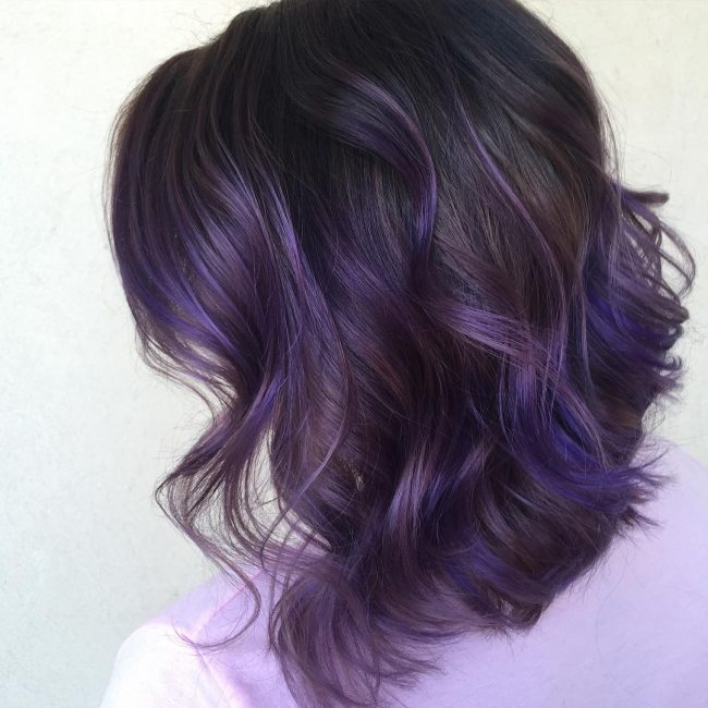 Smoky Purple
