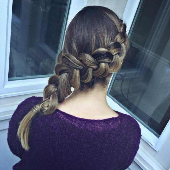 Soft and Easy Plait