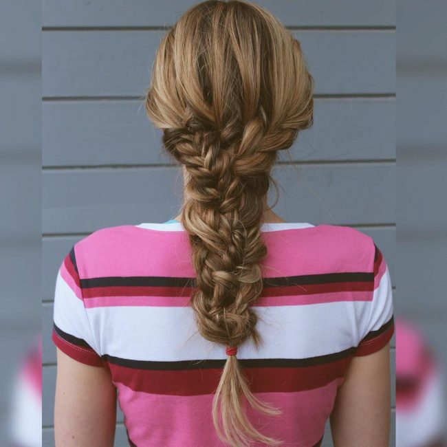 Three Braid Elegance