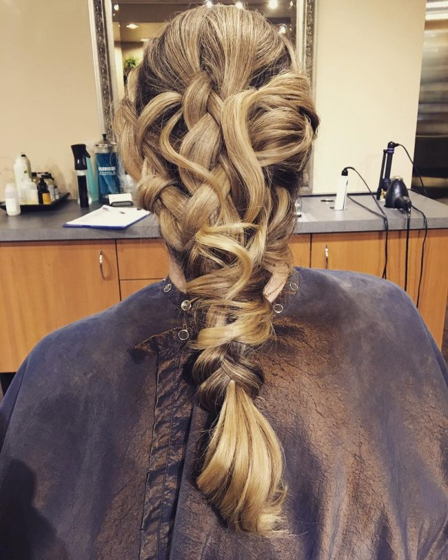 Unique Braiding