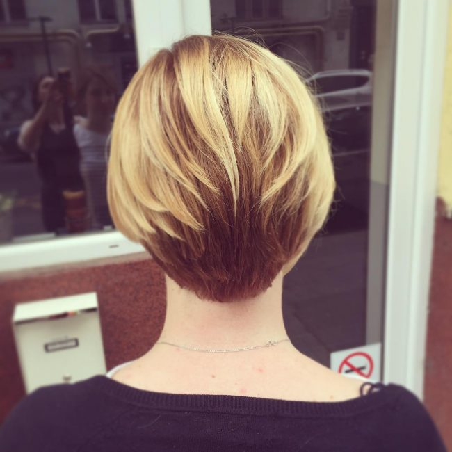 Bleached Ombre