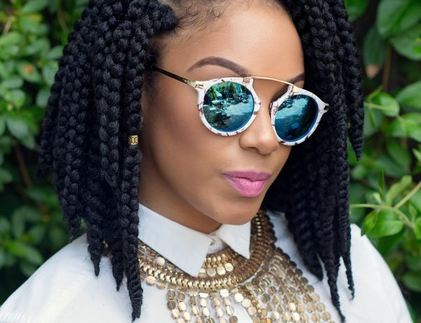Braided Summer Bob