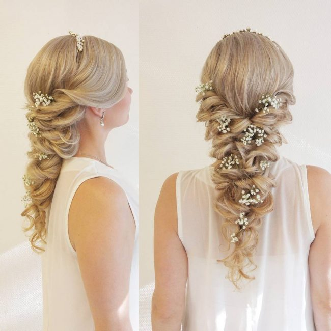 Bridal Fishtail