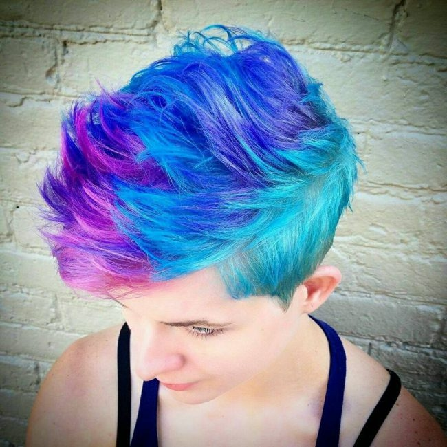 40 Bright Colorful Hair Ideas Trendiest Designs