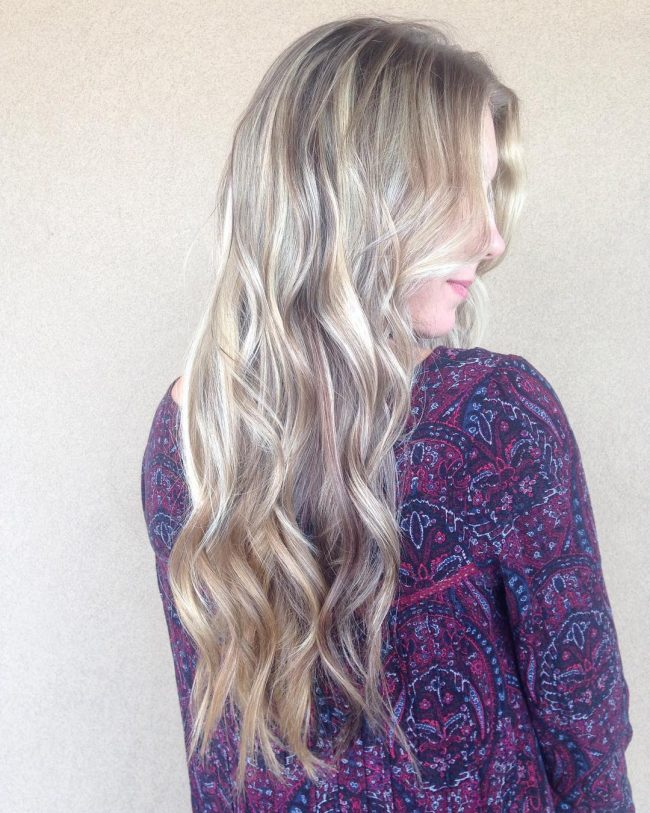 Bright and Blended Locks