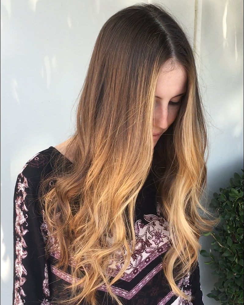 Light Brown Hair Ombre 25 Attractive Sombre H...