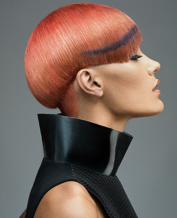 Chic Bowl Cut