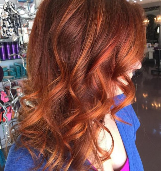 Copper Curls