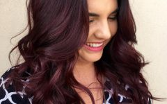 Dark Brown Burgundy