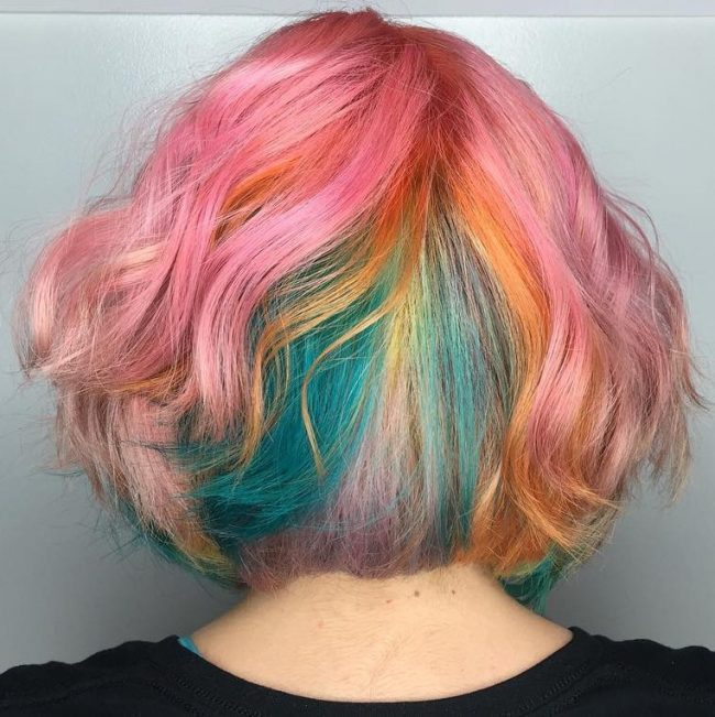 Fun Candy Hair