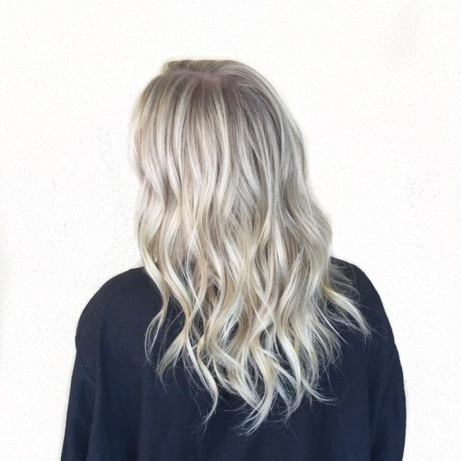 Glamorous Dimensional Blondie Locks