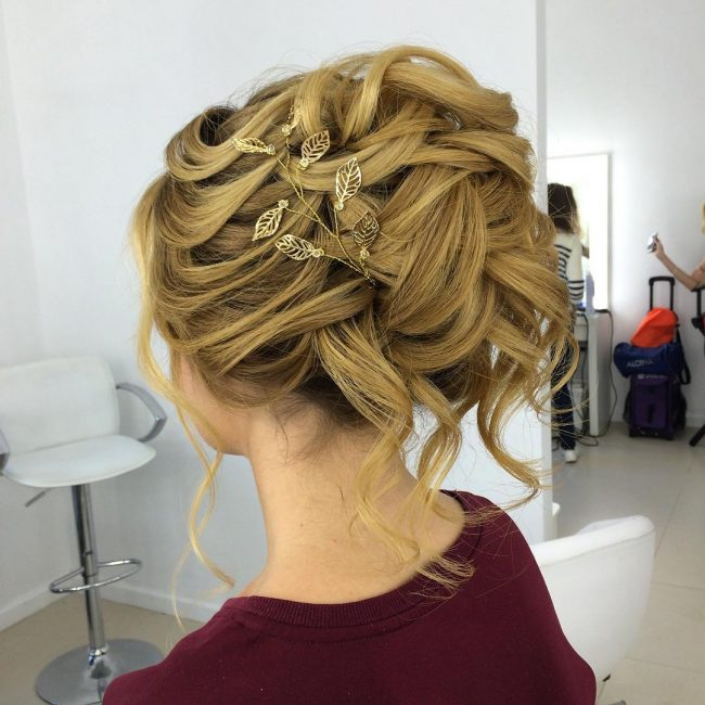 50 Dreamy Wedding Hairstyles For Long Hair: 50 Charming Wedding Hairstyles For Long Hair