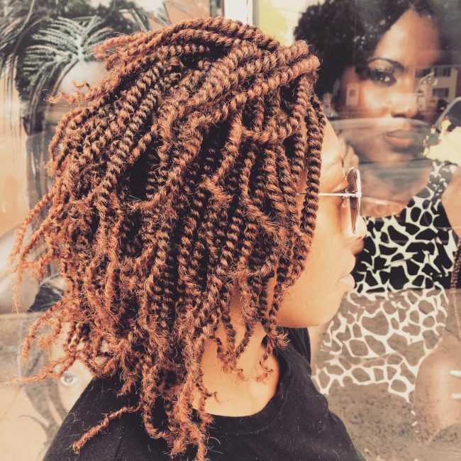 80 Trendy African Braids Hairstyles - Embrace the Braiding Art