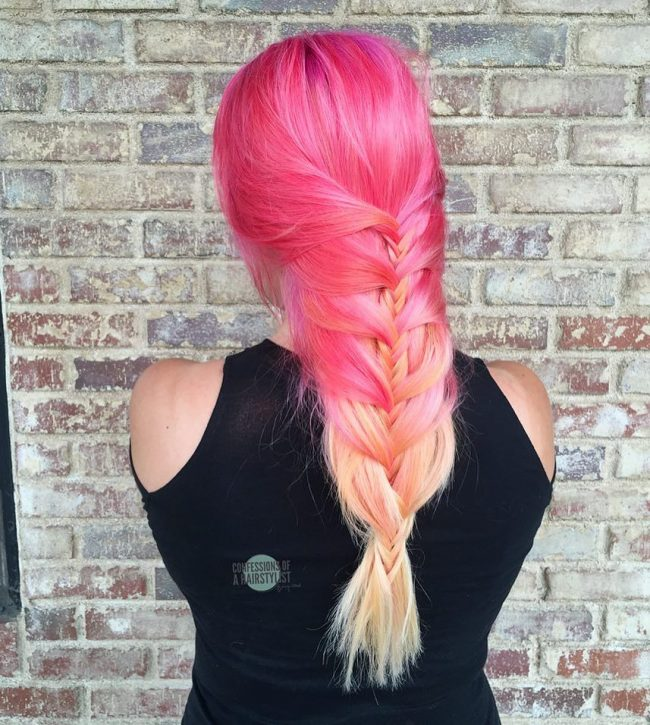 Multiple-Braided Mermaid