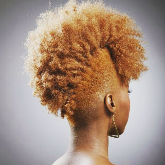 35 Great Curly Mohawk Hairstyles - Cuteness and Boldness