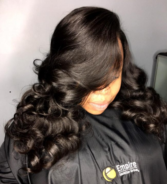 Natural Sew-In