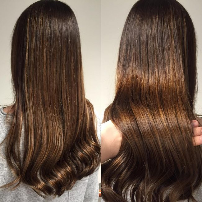Neat Bronde Waves