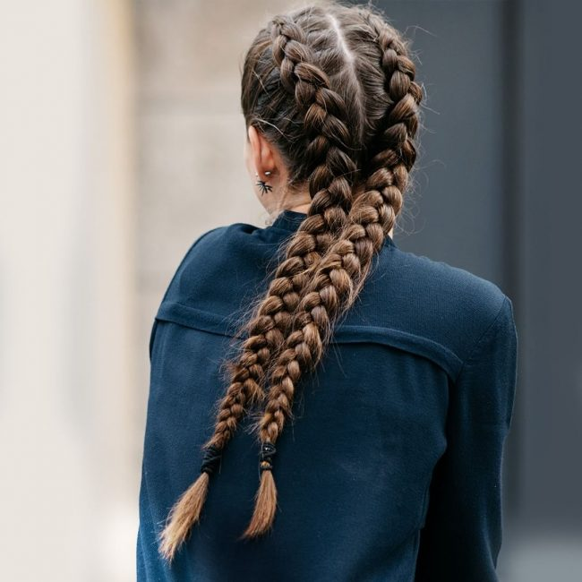25 Cute Pigtail Braids Hairstyles French Dutch Fishtails