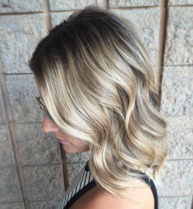 Perfect Honey Brown and Blonde Blend