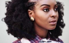 Protective Style with Cornrows