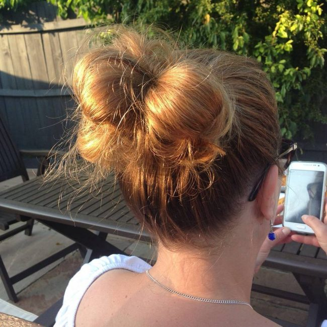 Sectioned Bun