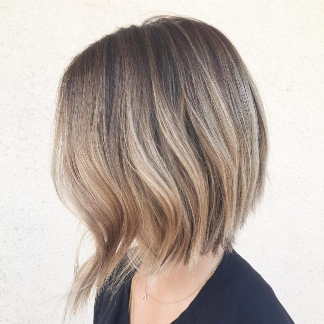 50 Chic Balayage Short Hair Ideas Natural Looking Gradients