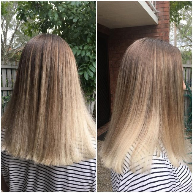 Smooth Balayage