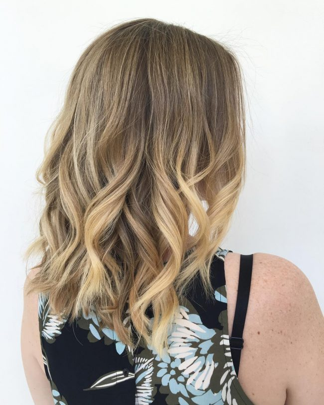 Super Subtle Balayage