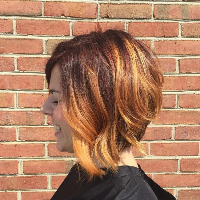 Tousled Copper