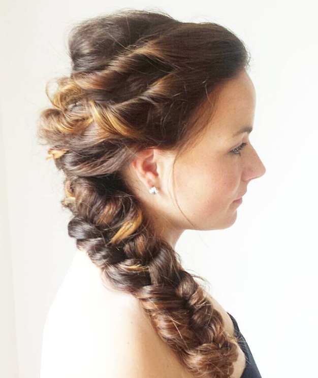 Wrap Around Fishtail